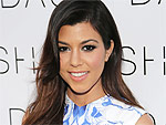 Kourtney Kardashian Zooms Around with Her Kids in a One-Piece Swimsuit (VIDEO)
