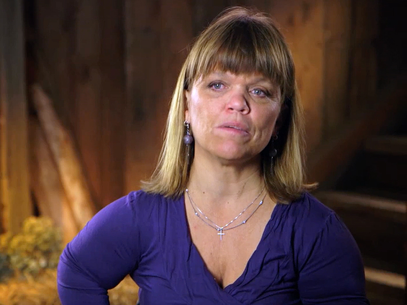 SHERYL: Show pictures of amy roloff pussy and tits