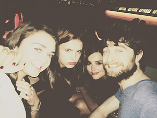 Harry Potter and Arya Stark Made Selfie Magic at Comic-Con
