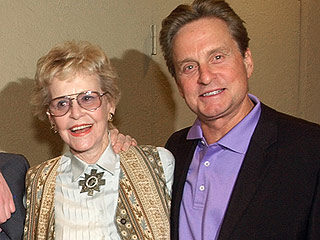 Michael Douglas Opens Up About the Death of His Mom Diana Douglas Webster: 'I'm Just Digesting It'