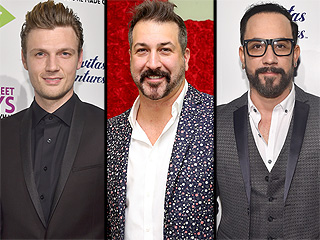 Backstreet's Back – and Teaming Up with Boy Band Rivals 'NSYNC for a Zombie Movie