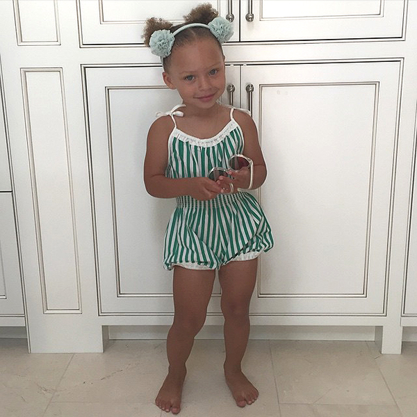 Riley Curry Adorable Birthday Dance Video Moms