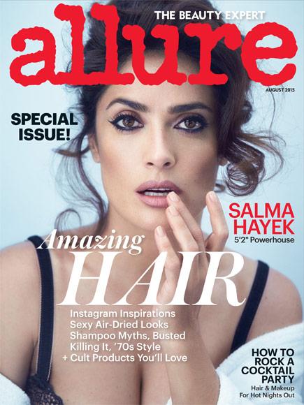 Salma Hayek Allure