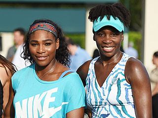 Venus Williams on Sister Serena: 'From the Very Beginning She Has Inspired Me'