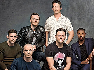FROM EW: The New Heroes on the Block: X-Men, Deadpool, Fantastic Four, Gambit and Wolverine