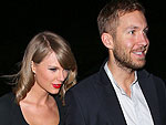 Calvin Harris Congratulates His 'Beautiful Girlfriend' Taylor Swift on Her Album of the Year Win