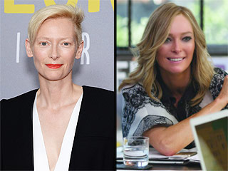 Tilda, Is That You? Swinton's Dramatic Trainwreck Makeover Came Straight from the 'Department Store'
