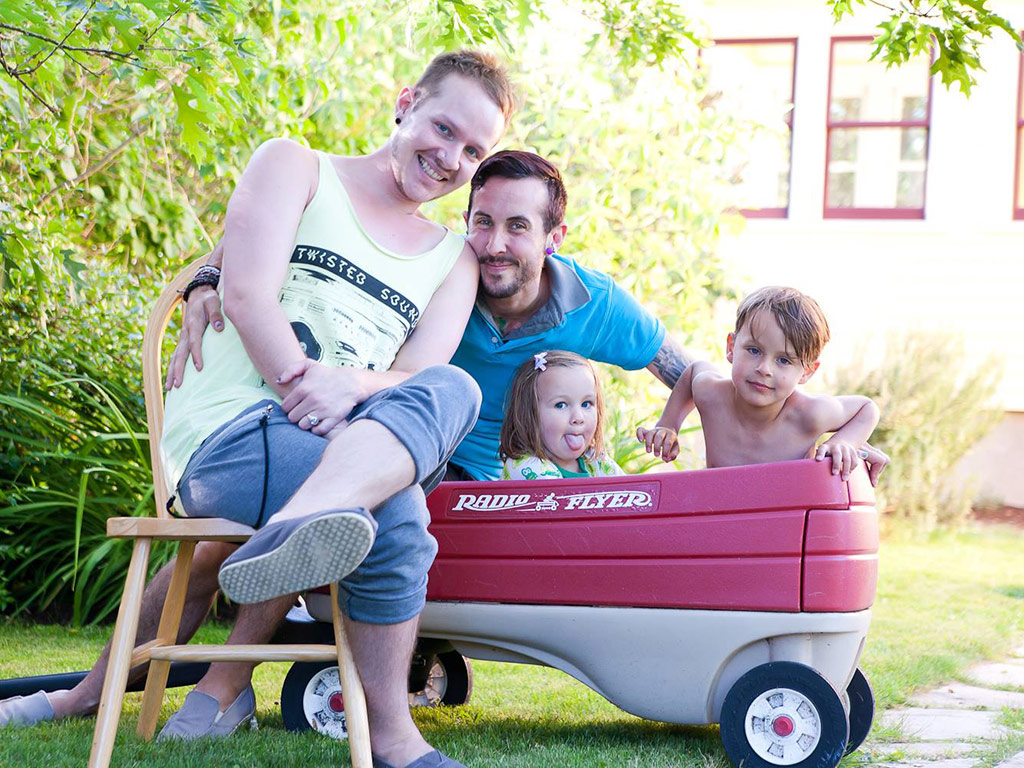 California Gay Couple's Unexpected Journey to Parenthood