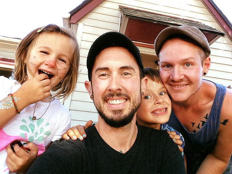California Gay Couple's Unexpected Journey to Parenthood: 'It's like a Dream Come True'| Adoption, Good Deeds, Real People Stories, Real Heroes
