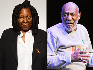 Whoopi Goldberg Backtracks After Defending Bill Cosby: 'All the Information That's Out There Kind of Points to Guilt'