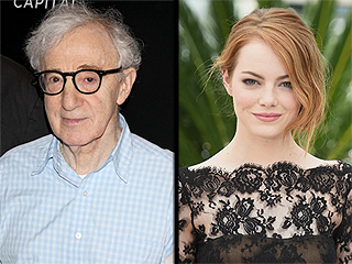 Woody Allen Thinks Emma Stone Is 'Going to Be the Biggest Female Star in America'
