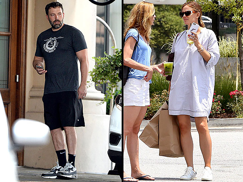 Ben Affleck and Jennifer Garner 'Concentrating on Being a Family'