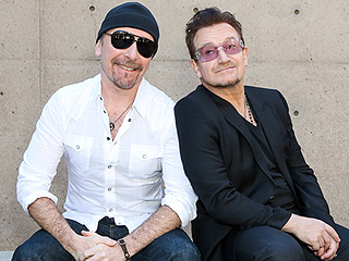 U2 and Jon Bon Jovi Crash a Bachelorette Party in the Hamptons