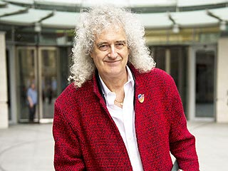 PSA: Queen Guitarist Brian May Collaborated with NASA's Pluto Team