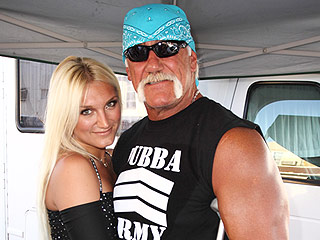 Brooke Hogan Defends Dad Hulk Amid Racism Controversy: 'He'd Never Want to Hurt His Fans or Family'