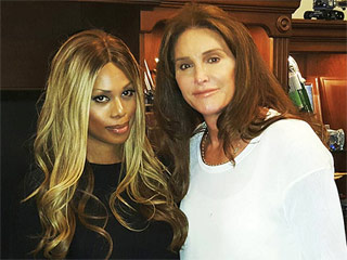 Laverne Cox Opens Up About Caitlyn Jenner's Impact on the Trans Community