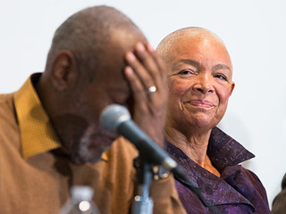 Camille Cosby Determined to Stand By Husband After Judge Orders Trial on Criminal Sexual Assault Charges