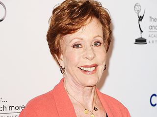 FROM EW: Carol Burnett to Receive Lifetime Achievement Award at Screen Actors Guild Awards