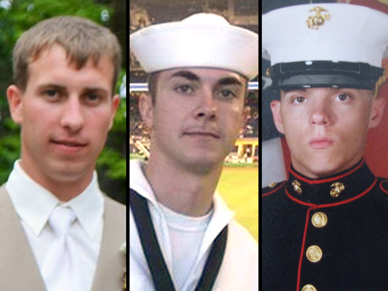 Chattanooga Shooting: Hero Marines Saved Others Before Losing Their Lives| Crime & Courts, True Crime, Real People Stories