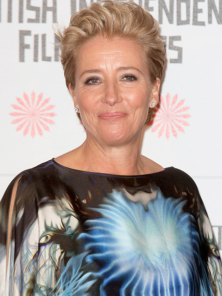 Emma Thompson Speaks Out About Sexism in Hollywood