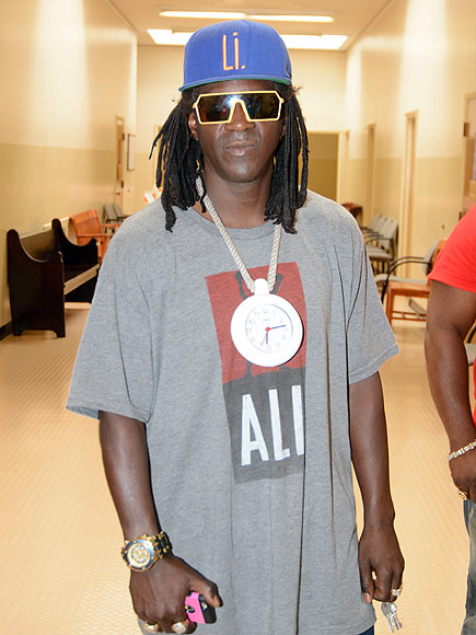 Rapper Flavor Flav Charged with DUI Two Months After Arrest