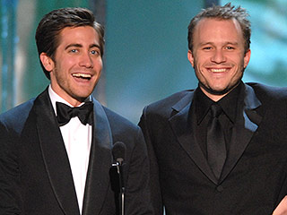 Jake Gyllenhaal Opens Up About Heath Ledger's Death: 'He Was Incredibly Special'