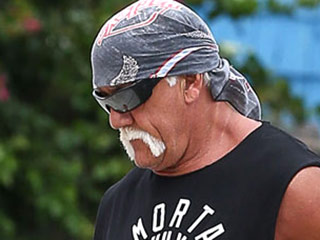 Hulk Hogan Steps Out for the First Time After Apologizing for Racist Rant
