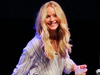 Olivia Munn Steals Jennifer Lawrence's Lines, Michael Fassbender Gets 'Too Method' During The Big Lebowski Live Table Read