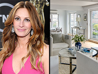 Julia Roberts Puts N.Y.C. Apartment on the Market for $4.5 Million: Take a Peek Inside