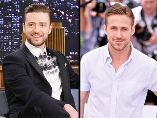 Too Cute! See This Justin Timberlake and Ryan Gosling Flashback