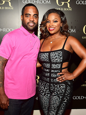 Kandi Burruss Welcomes Son