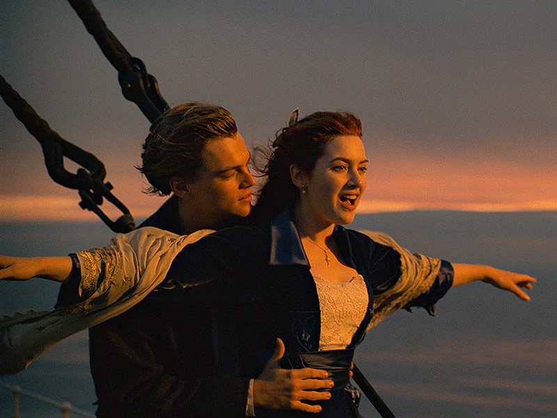 Watch Kate Winslet Recreate Romantic Titanic Scene – While Scaling a Mountain! – on Running Wild with Bear Grylls| People Picks, TV News, Kate Winslet