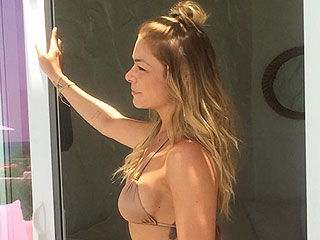 LeAnn Rimes Looks Flawless in Tiny Bikini at Miami Swim Week