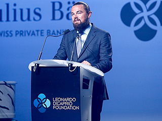 Leonardo DiCaprio Raises More Than $40 Million for the Environment at Star-Studded Saint-Tropez Gala