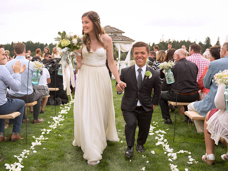 Little People Big World Star Zach Roloff Marries Tori
