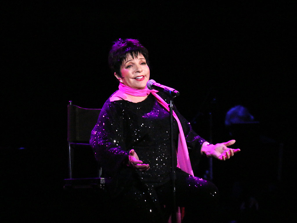 Liza Minnelli's First Post-Rehab Concert
