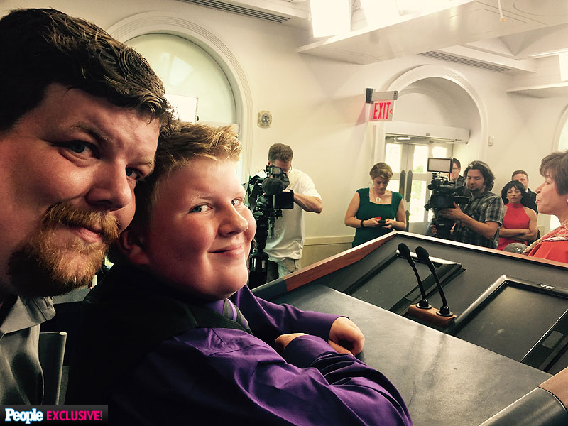 11-Year-Old Anti-Bullying Advocate Gets VIP Tour of the White House (PHOTOS)