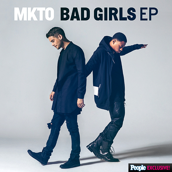 MKTO Releases New Track 'Afraid of the Dark' (FIRST LISTEN)  Music News