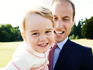 See Prince George Show Off His Toothy Smile in Adorable New Birthday Portrait