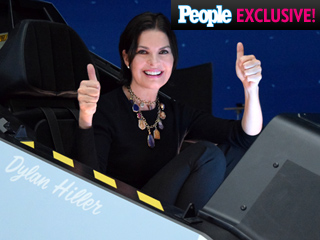 Hillary Who? See Sela Ward as a Female POTUS in Independence Day: Resurgence (PHOTO)