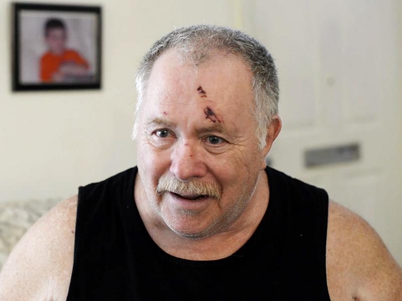 Stan Pannaman Shot Defending Sea Turtle Nest in Florida