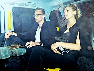 Avengers Dinner Date: Elizabeth Olsen and Tom Hiddleston Spotted Out Together in London