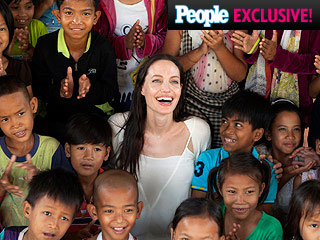 Angelina Jolie Pitt Makes an Emotional Return to Her Son Maddox's Home Country Cambodia: PHOTOS