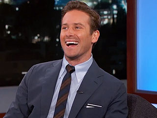 How Armie Hammer Got in Fighting Shape for The Man from U.N.C.L.E.
