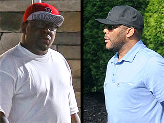 Bobby Brown Looks Devastated After Death of Bobbi Kristina as Tyler Perry Comforts Pat Houston