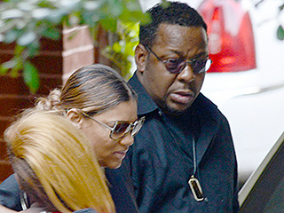 A Family's Heartbreak: Bobby Brown and Whitney Houston's Mother Cissy Pay Respects at Bobbi Kristina's Wake