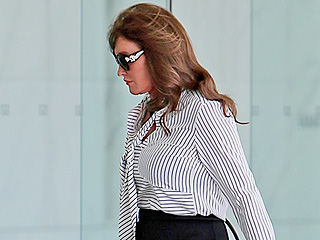 Caitlyn Jenner Means Business! I Am Cait Star Steps Out for a Meeting in Chic Outfit