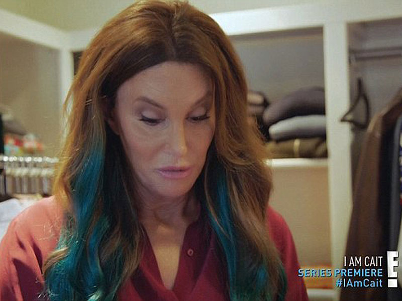 Caitlyn Jenner Bonds with Daughter Kylie by Putting In Her Hair Extensions on I Am Cait  I Am Cait, TV News, Caitlyn Jenner, Kylie Jenner