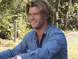 FROM EW: Meet Stone Crandall, Chris Hemsworth's Well-Endowed Hunk in Vacation