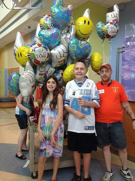 16-Year-Old North Carolina Cancer Patient Asks for Cards for His Birthday